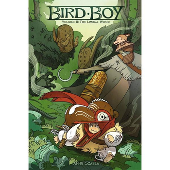 Bird Boy Vol. 2 : The Liminal Wood SC