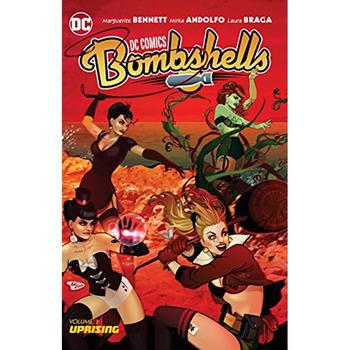 DC Comics Bombshells Vol. 3 : Uprising TP