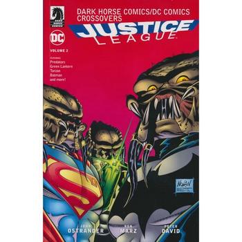 Dark Horse/DC Comics Vol. 2 : Justice League TP