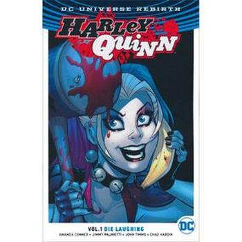 Harley Quinn Vol. 1 : Die Laughing TP (Rebirth)