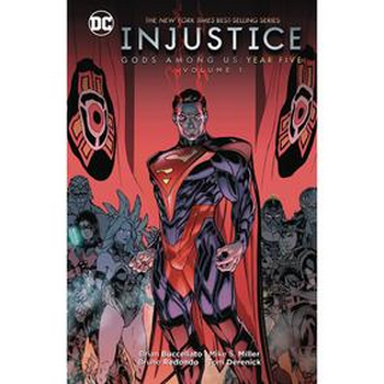 Injustice : Gods Among Us Year Five Vol. 1 TP