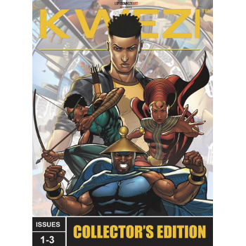 Kwezi Collector's Edition Vol. 01 TP