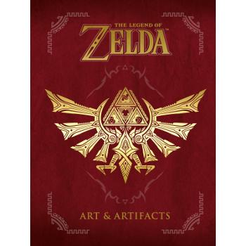 Legend of Zelda : Art & Artifacts (O)HC