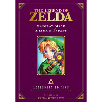 Legend of Zelda Vol. 3 : Majora's Mask SC