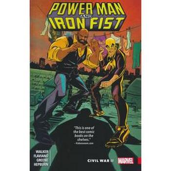 Power Man and Iron Fist Vol. 2 : Civil War II TP