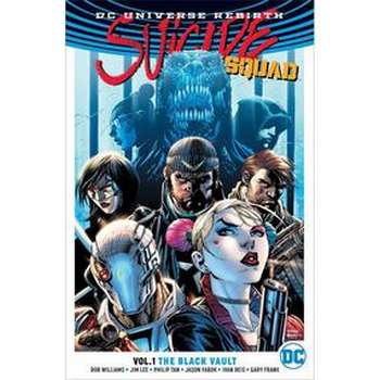 Suicide Squad Vol. 1 : Black Vault TP (Rebirth)