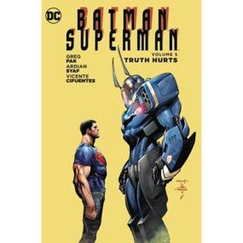Batman/Superman Vol. 5 : Truth Hurts TP