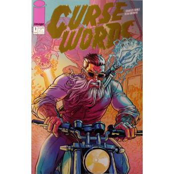 Curse Words #1 (Retailer Appreciation Variant)