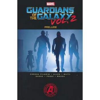 Guardians of the Galaxy Prelude Vol. 2 TP