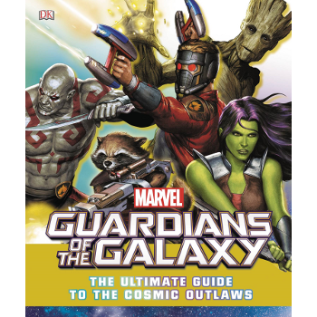Guardians of the Galaxy : Ultimate Guide (O)HC