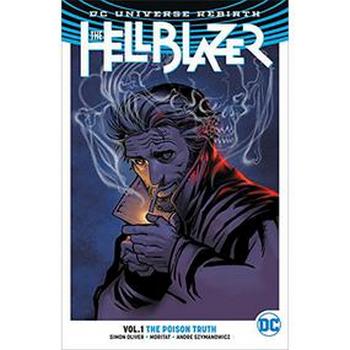 Hellblazer Vol. 1 : The Poison Truth TP (Rebirth)