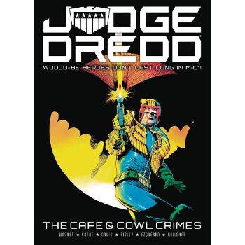 Judge Dredd : Cape & Cowl Crimes (O)SC