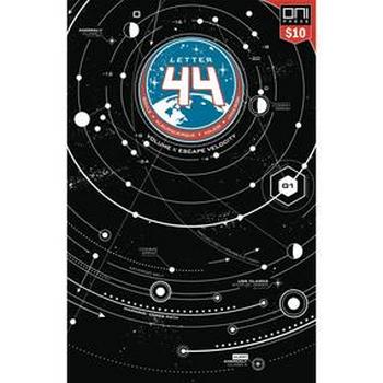 Letter 44 Vol. 1 : Escape Velocity TP (Promo Ed)