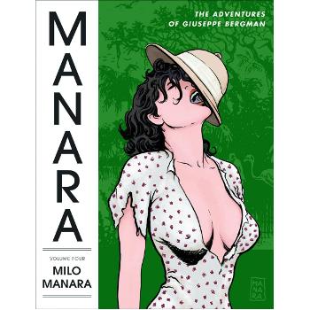 Manara Library Vol. 4 (O)HC