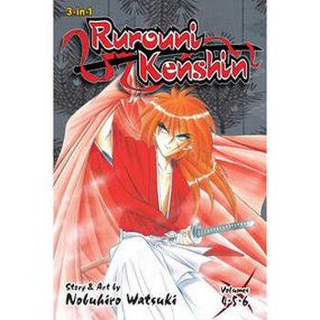 Rurouni Kenshin 3-in-1 Edition Vol. 2 SC