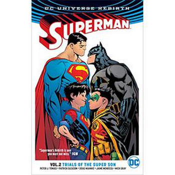 Superman Vol. 2 : Trials of the Super Son TP ( Rebirth )