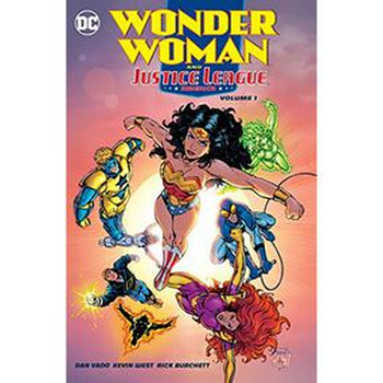Wonder Woman and Justice League America Vol. 1 TP