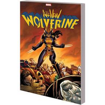 All-New Wolverine Vol. 3 : Enemy of the State II TP