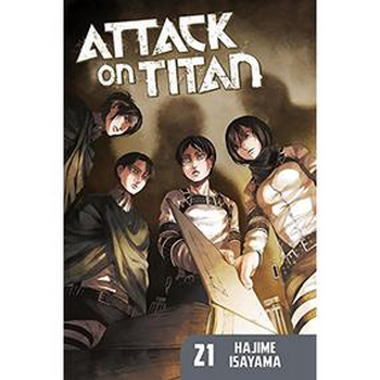 Attack on Titan Vol. 21 SC