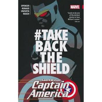 Captain America Sam Wilson Vol. 4 : Take Back Shield TP