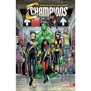 Champions Vol. 1 : Change The World TP