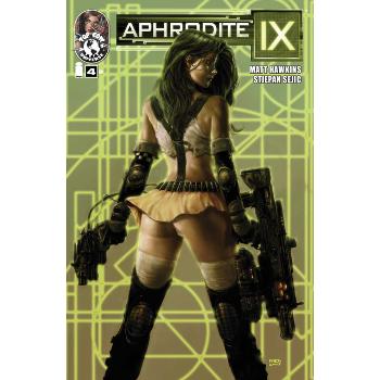 FC17 Aphrodite IX #4B -Signed