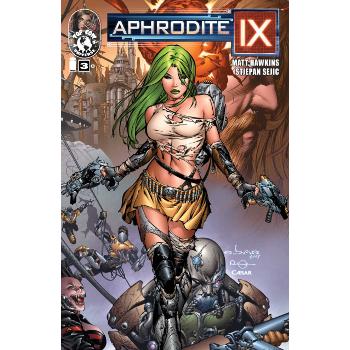 FC17 Aphrodite IX #3C -Signed