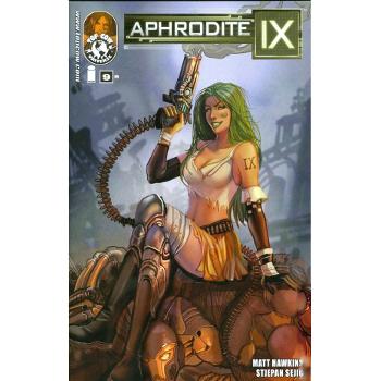 FC17 Aphrodite IX #9B -Signed