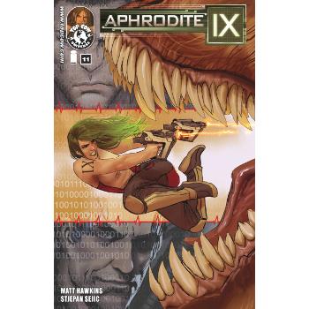 FC17 Aphrodite IX #11 -Signed
