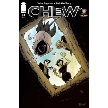 FC17 Chew #31 -Signed