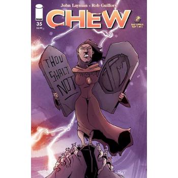 FC17 Chew #35 -Signed