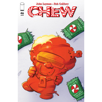 FC17 Chew #46 -Signed