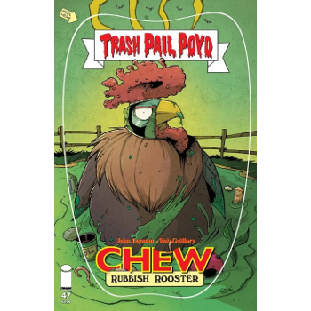 FC17 Chew #47 -Signed