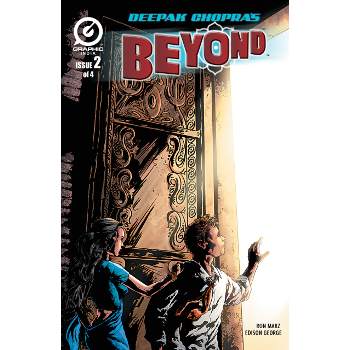 FC17 Deepak Chopra's Beyond #2 -Signed