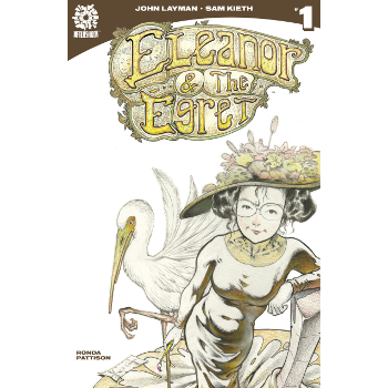 FC17 Eleanor & The Egret #1 -Signed