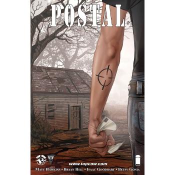 FC17 Postal #1 -Signed