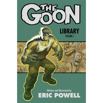 FC17 The Goon Library Vol. 01 HC -Signed
