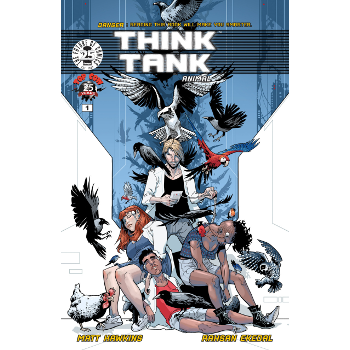 FC17 Think Tank : Animal #1 -Signed