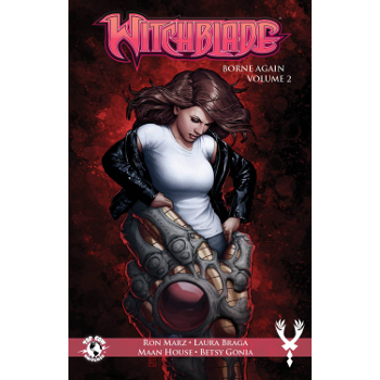 FC17 Witchblade Borne Again Vol. 02 TP -Signed