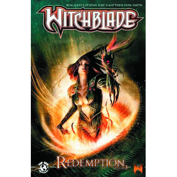 FC17 Witchblade Redemption Vol. 03 TP -Signed