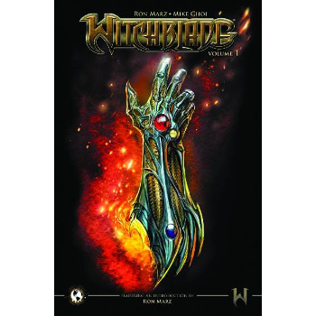 FC17 Witchblade Vol. 01 TP -Signed