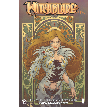 FC17 Witchblade #175 -Signed