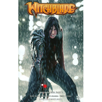FC17 Witchblade #183B -Signed