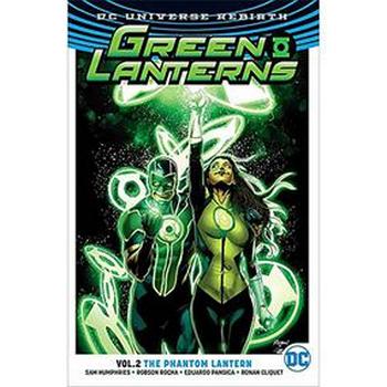 Green Lanterns Vol. 2 : Phantom Lantern TP (Rebirth)