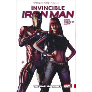 Invincible Iron Man ( 2015 ) Vol. 2 : War Machines TP