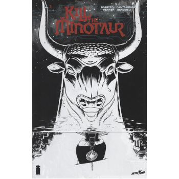Kill The Minotaur Ashcan