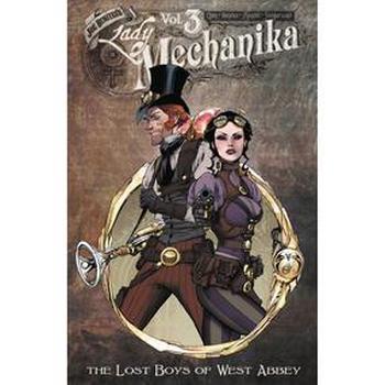 Lady Mechanika Vol. 3 : Lost Boys of West Abbey TP