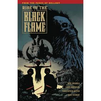 Rise of the Black Flame TP