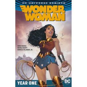 Wonder Woman Vol. 2 : Year One TP (Rebirth)