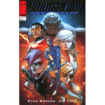 Youngblood #1 Retailer Appreciation Variant